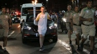 Dublin teenager carries the Olympic torch in Brazil
