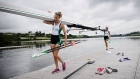 Take to the water with Ireland's Olympic rowing team