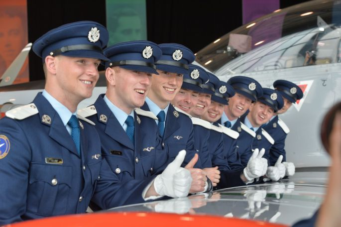 What is an Air Corps Cadet (Pilot) - Defence Forces - uselesspenguin.co.uk