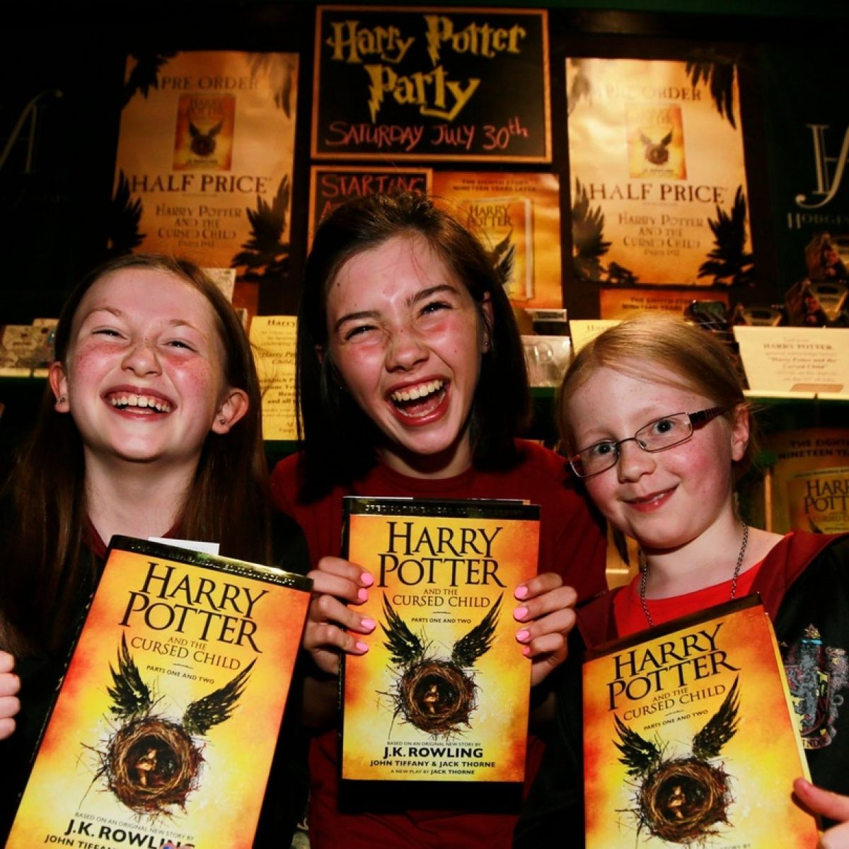 Harry Potter and the Cursed Child review: missing the