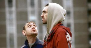 Director Lenny Abrahamson has made some of the most astute images of 21st-century Dublin and its buildings in Adam & Paul (starring Tom Murphy and Mark O'Halloran, pictured) and What Richard Did.