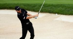Jimmy Walker: At 37 claims a maiden Major in what was his sixth PGA Tour win. Photograph: Getty Images