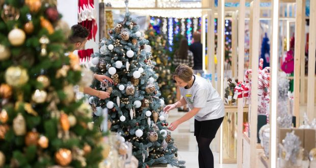 Just 145 days to go: A Christmas store is already open