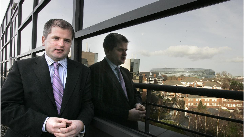 Economic Recession in Ireland 2007-2012