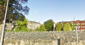 "St Patrick's College Maynooth ""has no concrete or credible evidence of the existence of any alleged 'active gay subculture',"" it said. File photograph: Google Street View"