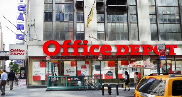 Office Depot To Close  More Stores In Bid To Cut Costs