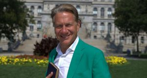 A Spanish-born Eurosceptic and Brexit champion, Michael Portillo is not  looking for the true history and legacy of the locomotive America but a more elusive ideal of England, one that has gone firmly off the rails.