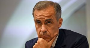 Bank of England governor Mark Carney: the bank is expected to cut interest rates on Thursday for the first time in seven years