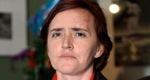 Former Ukip London Assembly candidate, member of Pegida UK and director of Sharia Watch, Anne Marie Waters. Photograph: Tony Margiocchi/Barcroft Media