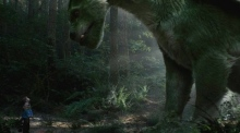 The official trailer for Disney's 'Pete's Dragon'