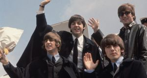 The Beatles. grianghraf: getty images