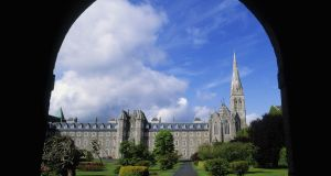 Casting a shadow: Archbishop Diarmuid Martin has described the atmosphere at St Patrick's College, Maynooth as 'poisonous', when explaining his decision to send seminarians from Dublin to The Irish College in Rome instead. Photograph: Getty