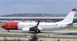 Norwegian Air wants to launch cheap flights between Europe and North America. Photograph: iStock
