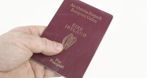 There has been a big increase in Irish passport applications from people living in Britain in the aftermath of the leave result in the UK's EU membership referendum