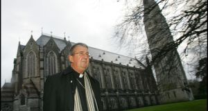 Archbishop of Dublin Diarmuid Martin at Maynooth College. File photograph: Brenda Fitzsimons/The Irish Times