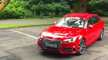 Our Test Drive: the Audi A4