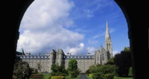 The Maynooth College trustees are the four Catholic Archbishops in Ireland and 13 diocesan bishops. Photograph: Getty Images
