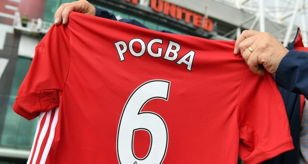 premium selection 3ca9c dcdb8 Paul Pogba wants to win it all at Manchester United