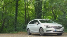 Our Test Drive: the Opel Astra Tourer