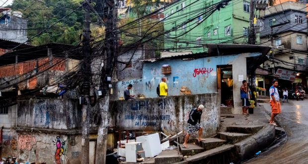drug gangs and gold medals the olympics in a rio favela