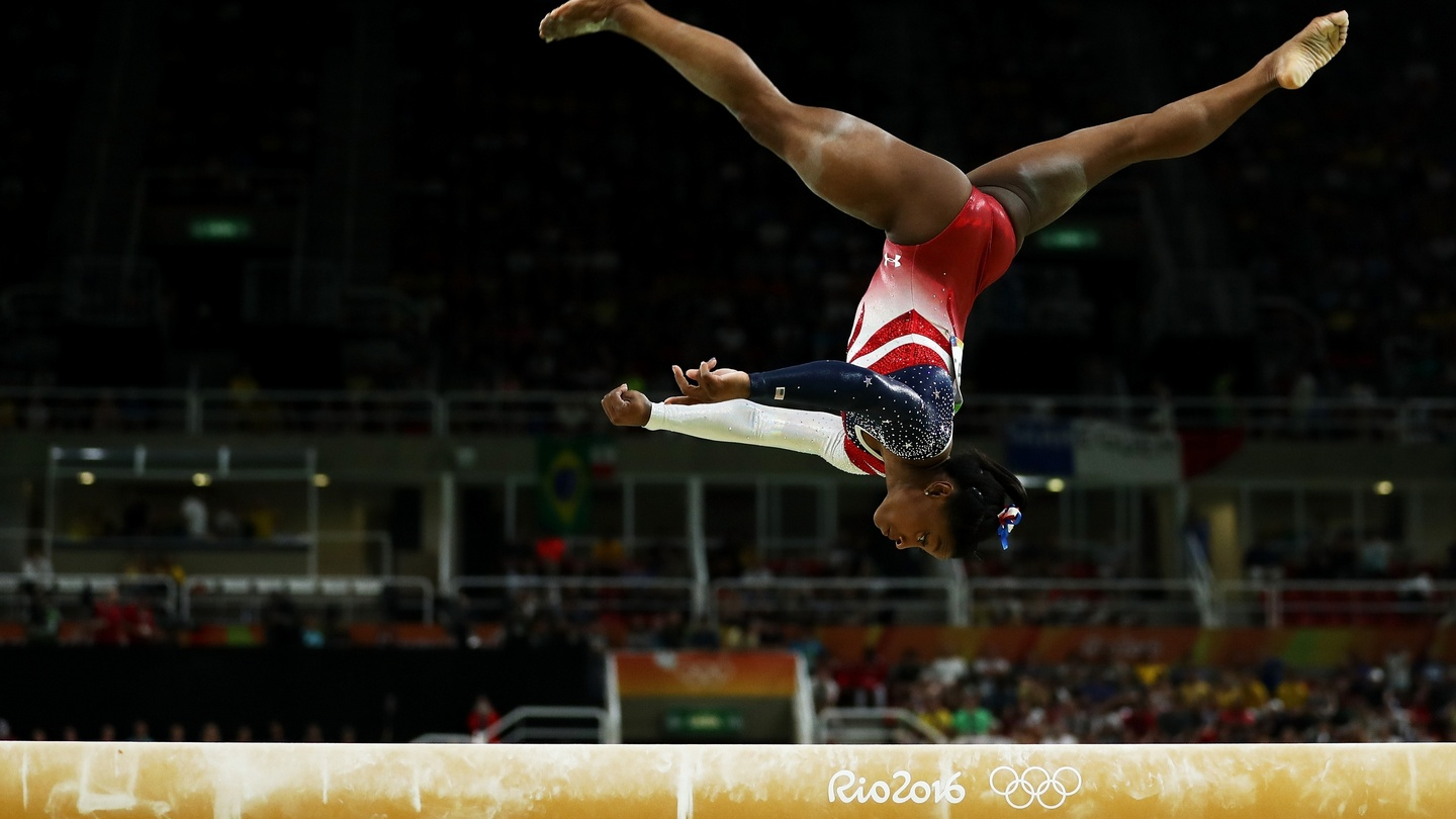 Rio 2016: Simone Biles leads USA to emphatic team victory