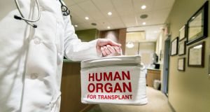 More than 3,500 people are alive in Ireland thanks to a successful organ transplant, having benefited from the increased life expectancy and enhanced quality of life the procedure can bring. Photograph: iStockphoto