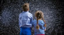 For decades, Martin Gardner tried to convince educators that recreational mathematics should be included in the curriculum to draw in young students. Photograph: iStock