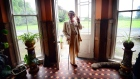 The man in Mullingar who lives in the present as if it is the past