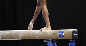 As soon as returning home, the USA gymnastics team will embark on a now traditional 36-city nationwide tour to cash in on the sport's popularity. Photograph: Jed Jacobsohn/Getty Images