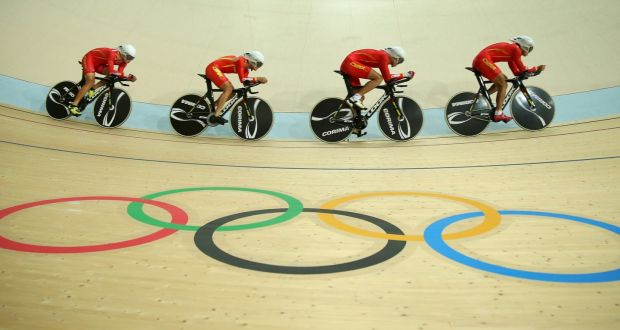 A bluffer's guide to     Track Cycling