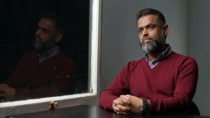 Split vision: Moazzam Begg professes, simultaneously,  a belief in multi-cultural Britain and jihad