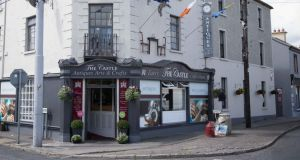 Castle Antiques in Clarecastle, Co Clare is nominated for Best Craft/Gift shop