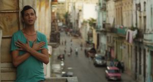 Out and about in Havana: Héctor Medina as Jesus in Viva, written by and featuring Mark O'Halloran