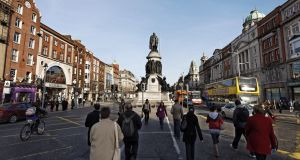 Discover more about the architecture of Dublin's O'Connell Street on a special walking tour. Photograph: iStock