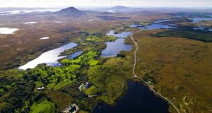 A campaign group in Connemara has initiated a petition to highlight the need to address what it describes as 'one of the most dangerous roads' in the State. File photograph: Getty Images/National Geographic