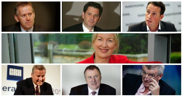 Revealed: What Ireland's top business bosses are paid