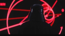 Darth Vader returns in Star Wars Rogue One trailer