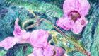 Impatient with Impatiens glandulifera: Himalayan balsam. Illustration: Michael Viney