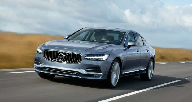 The Volvo S90 Has Pilot Ist Which Takes Care Of Steering Up To Sds