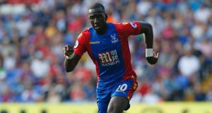 Crystal Palace's   Yannick Bolasie  has  made clear his desire for a fresh start after four years at Selhurst Park.