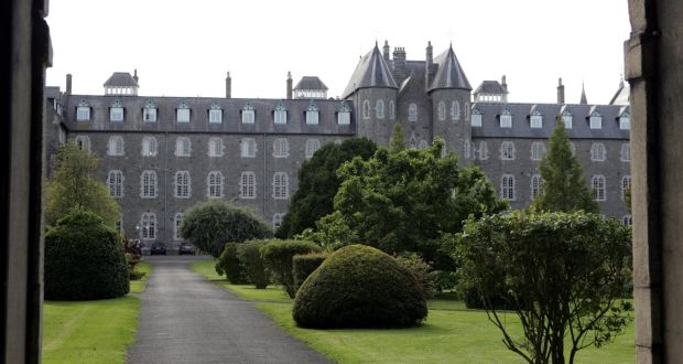 'The poisonous thing about Maynooth seminary is that, like all Roman Catholic seminaries, it is a patriarchal, hierarchical institution.' Photograph: Cyril Byrne