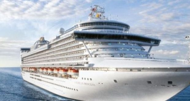 Inquiry Into Why Cruise Ship Lost Power With Almost On Board - How many cruise ships in port schedule