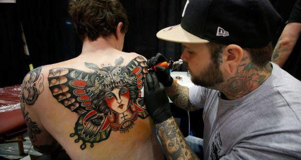Tattoos Becoming More Acceptable Convention Organiser Says