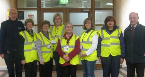Crime prevention ambassadors in Co Monaghan.