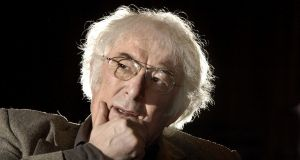 "Seamus Heaney: ""poetic thinking"" leavens the rational with the emotional, and to understand the richness of Heaney's answers to his own questions it is necessary to see him in the wider context of European thought. Photograph: Matt Kavanagh/The Irish Times"