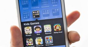 Most smartphones will run the basic games. Photograph: Istock