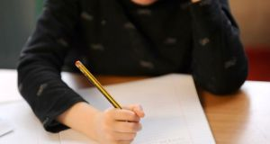 Ordinary-level maths failure rate likely to pose fresh questions over the quality of maths tuition and recent reforms. Photograph: Getty Images