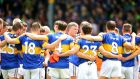 An All-Ireland semi-final is a massive achievement for Tipperary and manager Liam Kearns. Photograph: Cathal Noonan/Inpho