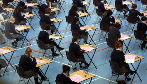 In order to prevent details of the exams leaking, the SEC doesn't pre-test the questions in any way. Photograph: Dara Mac Dónaill