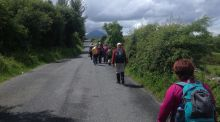 A Walk for the Weekend: The pilgrim path, Mayo